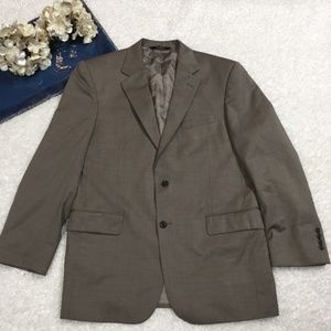 JOS A BANK Signature Collection Brown Blazer